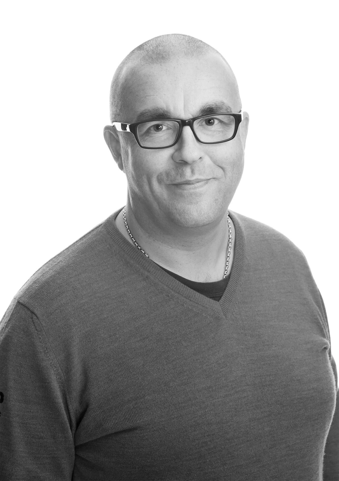 Jussi Lång, turvallisuuspäällikkö, Kip Service